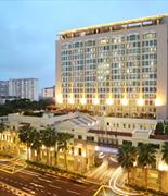 Bugis Junction and InterContinental Singapore